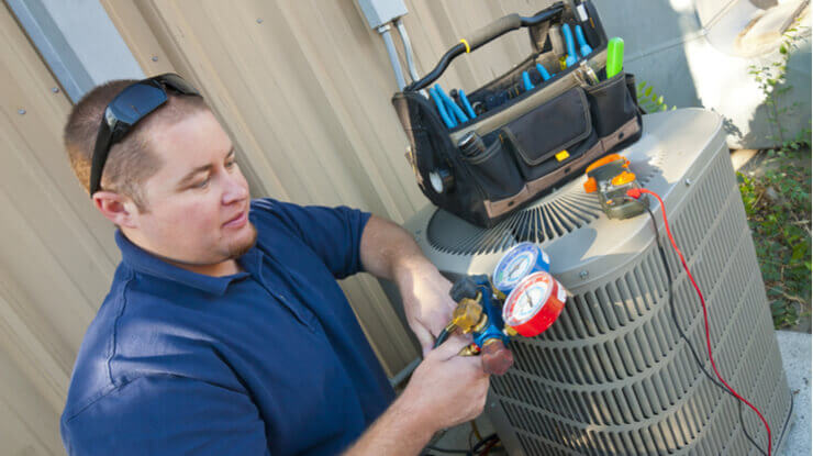 HVAC Air Conditioner Tune Up Tips